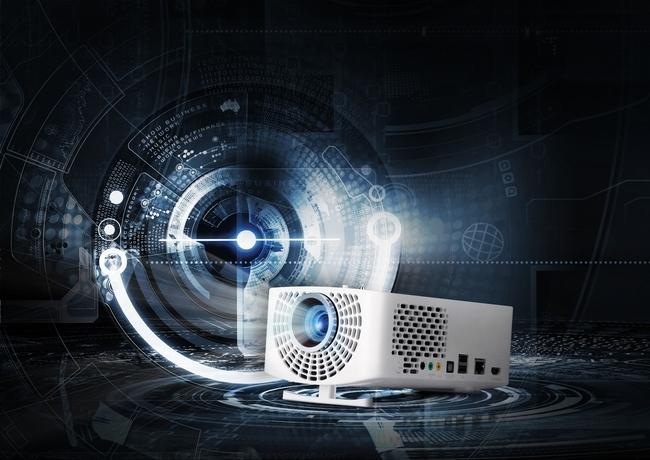 Lg et ses nouveaux minibeam portables ere num rique for Miroir mp50 dlp led 854 x 480 portable projector
