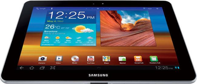 samsung galaxy tab 10 1 la meilleure des tablettes android ere num rique. Black Bedroom Furniture Sets. Home Design Ideas