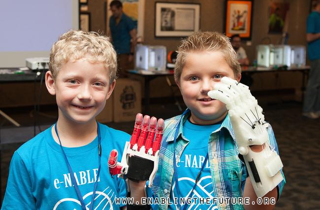 [News EreNum][08-17-15]Une prothese imprimee en 3D.jpg