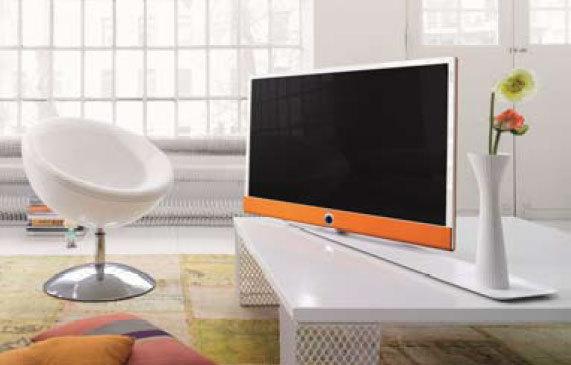nouveaux t l viseurs loewe connect id 40 et 46 pouces ere num rique. Black Bedroom Furniture Sets. Home Design Ideas