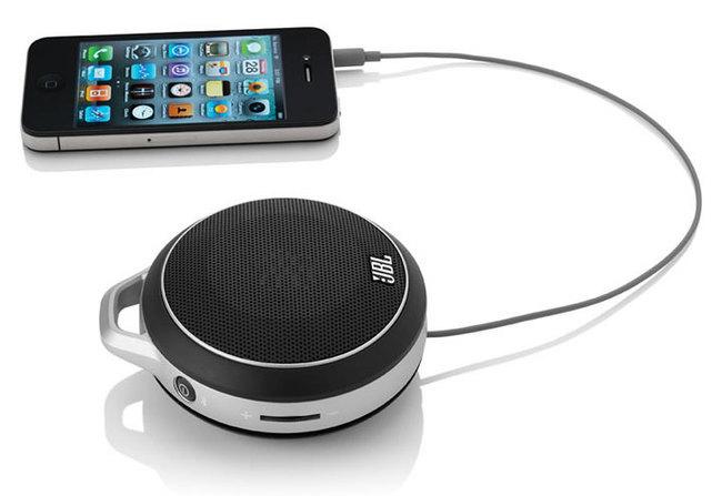 jbl micro wireless l 39 enceinte de poche ere num rique. Black Bedroom Furniture Sets. Home Design Ideas