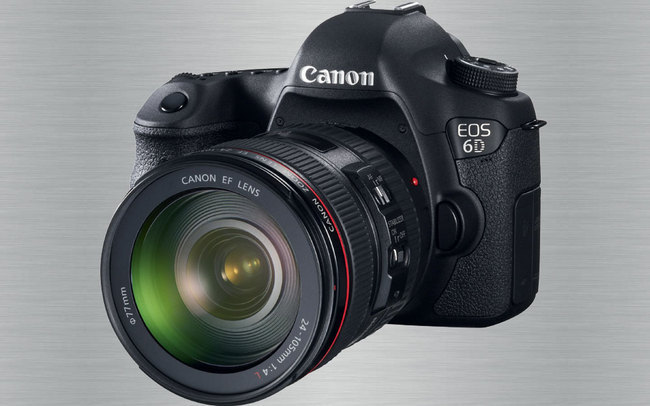 Canon 6D : petit frère du 5D MKIII