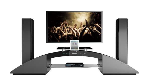 les meubles tv full hd de soundvision ere num rique. Black Bedroom Furniture Sets. Home Design Ideas
