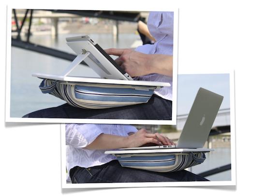 padtopper le support ipad pour canap et lit ere num rique On support ipad lit