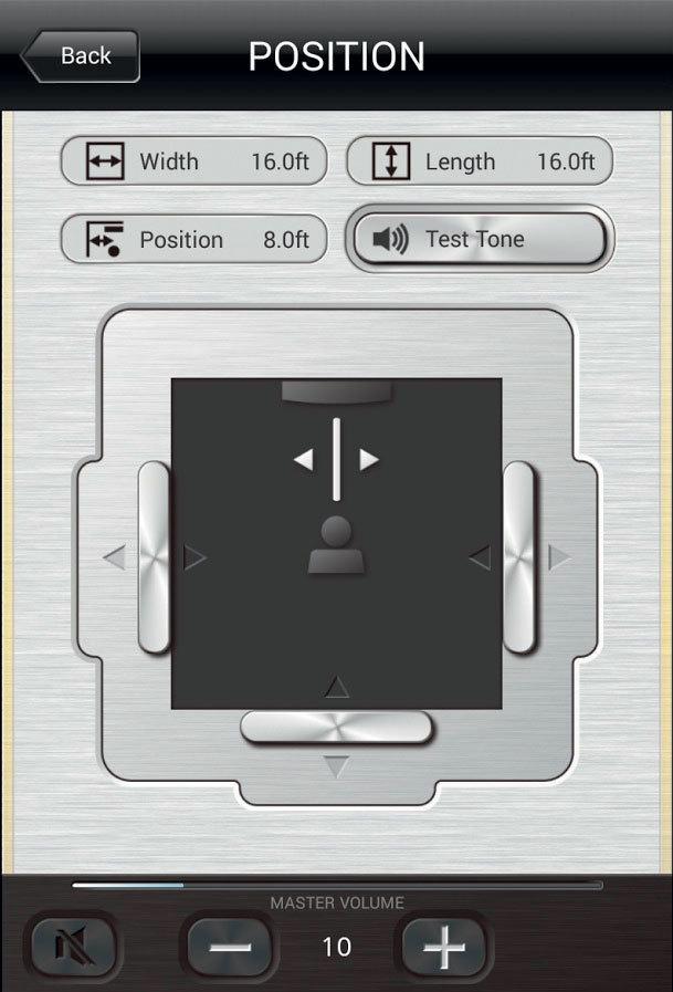 Yamaha ysp 1400 projecteur sonore abordable ere num rique for Yamaha ysp 1400 app