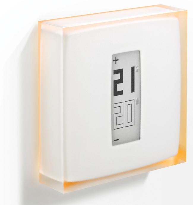 netatmo thermostat chauffage distance ere num rique. Black Bedroom Furniture Sets. Home Design Ideas