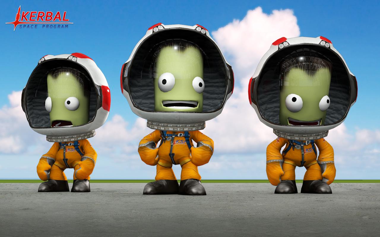 Kerbal Space Program 1.0 : vers l'infini et au-delà, mais ...