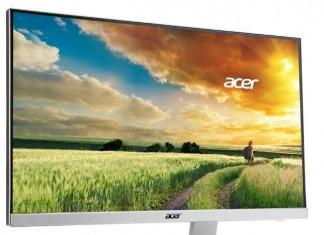 Test Acer S277HK : un moniteur 4k au look ravageur