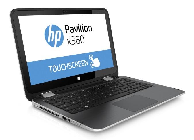 Test HP Pavilion x360 2