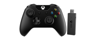 Xbox_Controller_and_adapter
