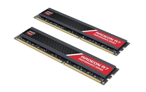 amd radeon DDR4