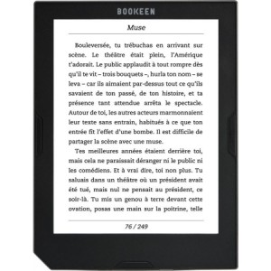 Liseuse Bookeen Cybook Muse Frontlight