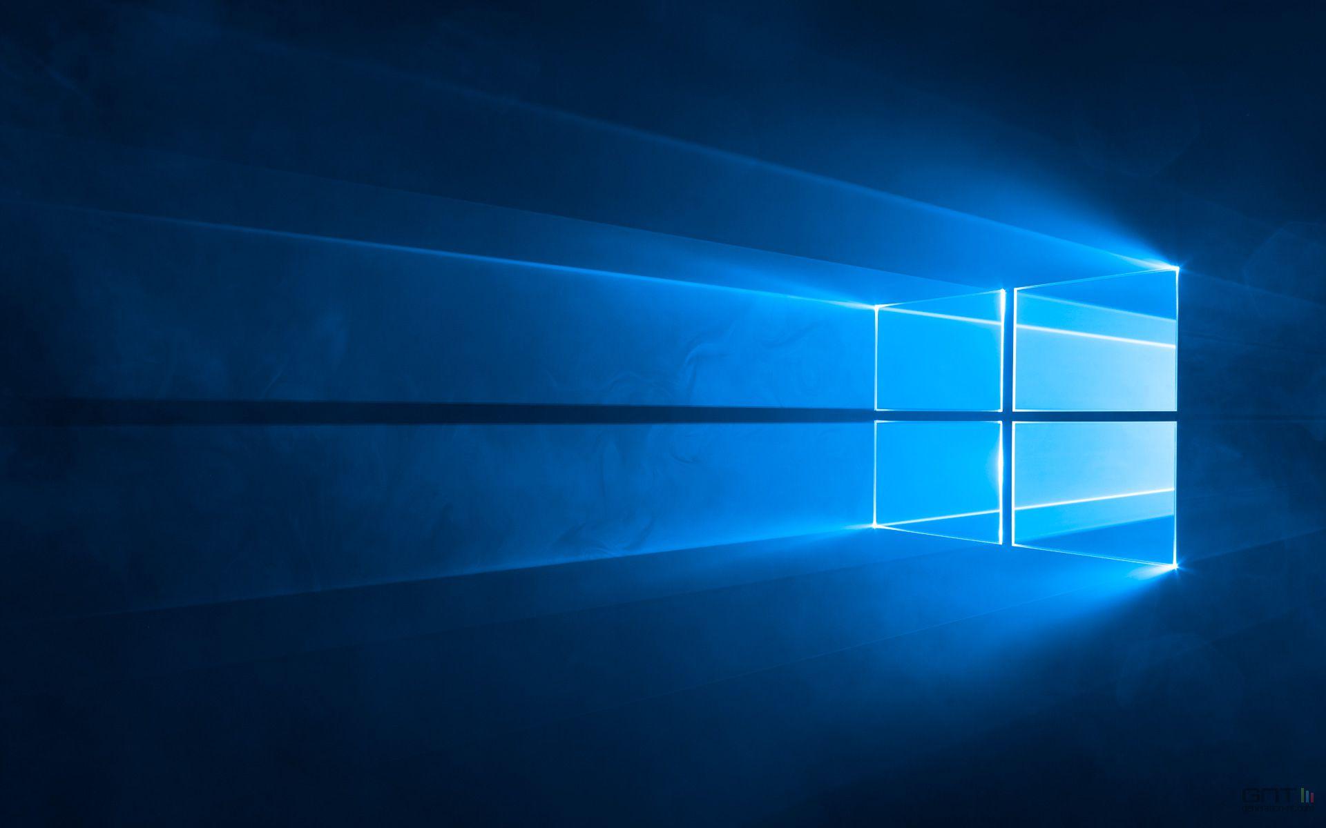 windows 10 fond ecran