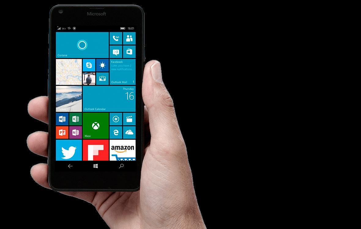 windows phone 10  cov