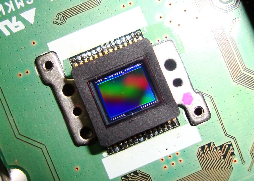 CCD_sensor