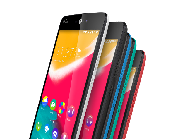 Mobile & smartphone Wiko Rainbow Turquoise Smartphone 3G+ Dual SIM avec  écran tactile HD 5