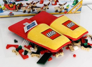 Lego chaussons