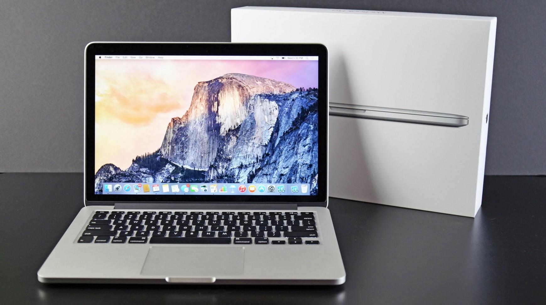 le nouveau macbook pro pourrait bientot etre annonce article