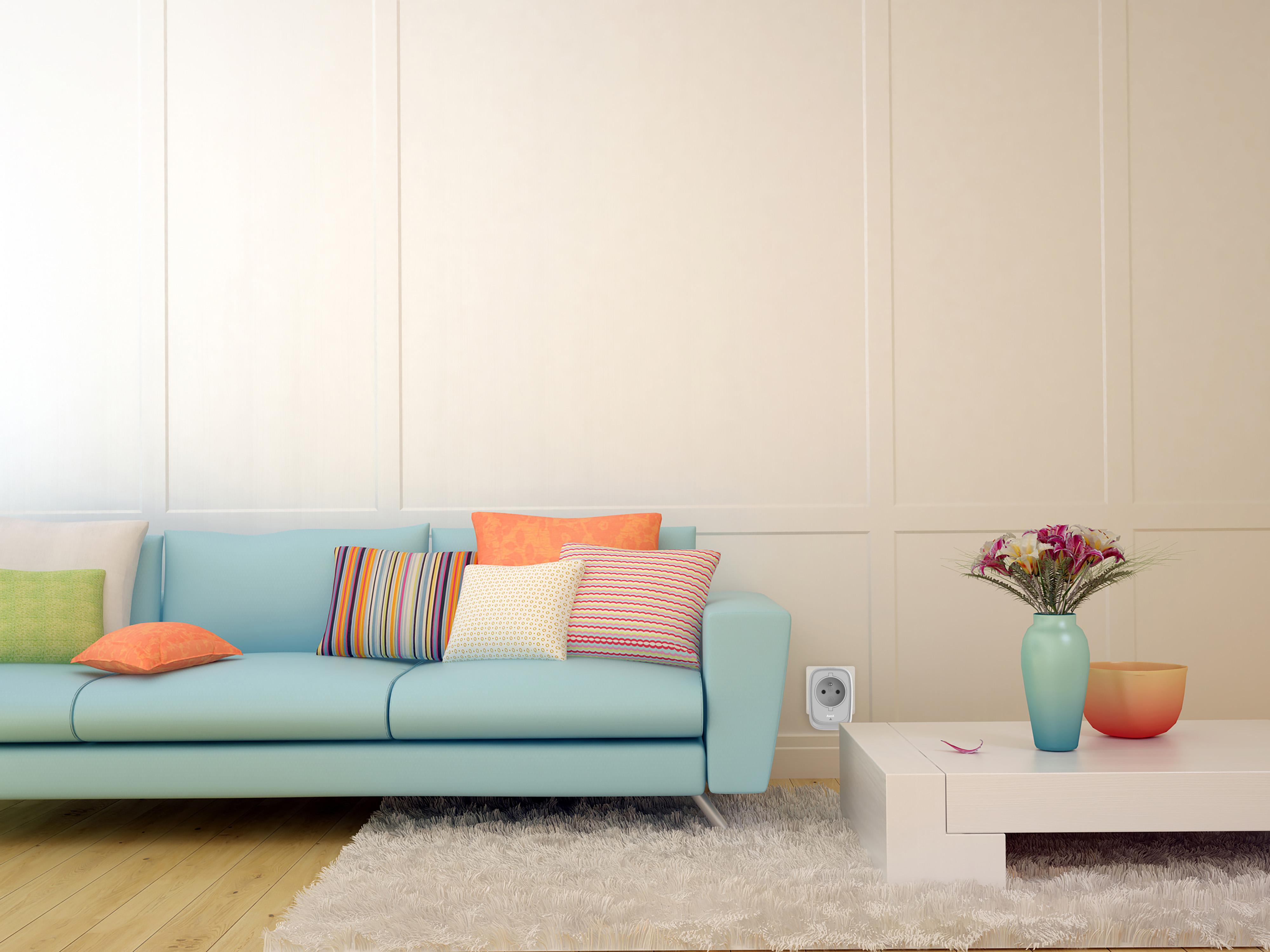 test awox smartplug une prise lectrique intelligente et connect e ere num rique. Black Bedroom Furniture Sets. Home Design Ideas