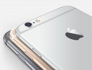 Certains composants des batteries d'iPhone 6s exposés à l'air