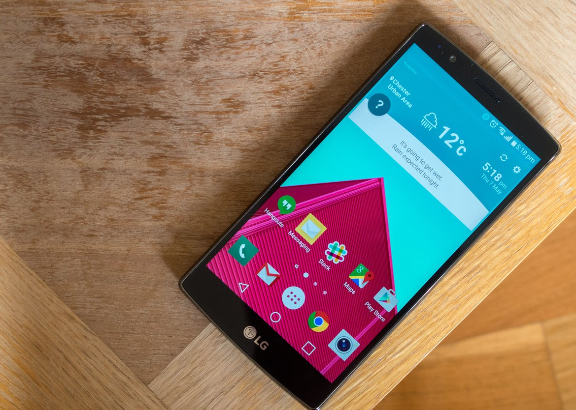 lg g4 android m