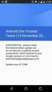 maj android 601 1