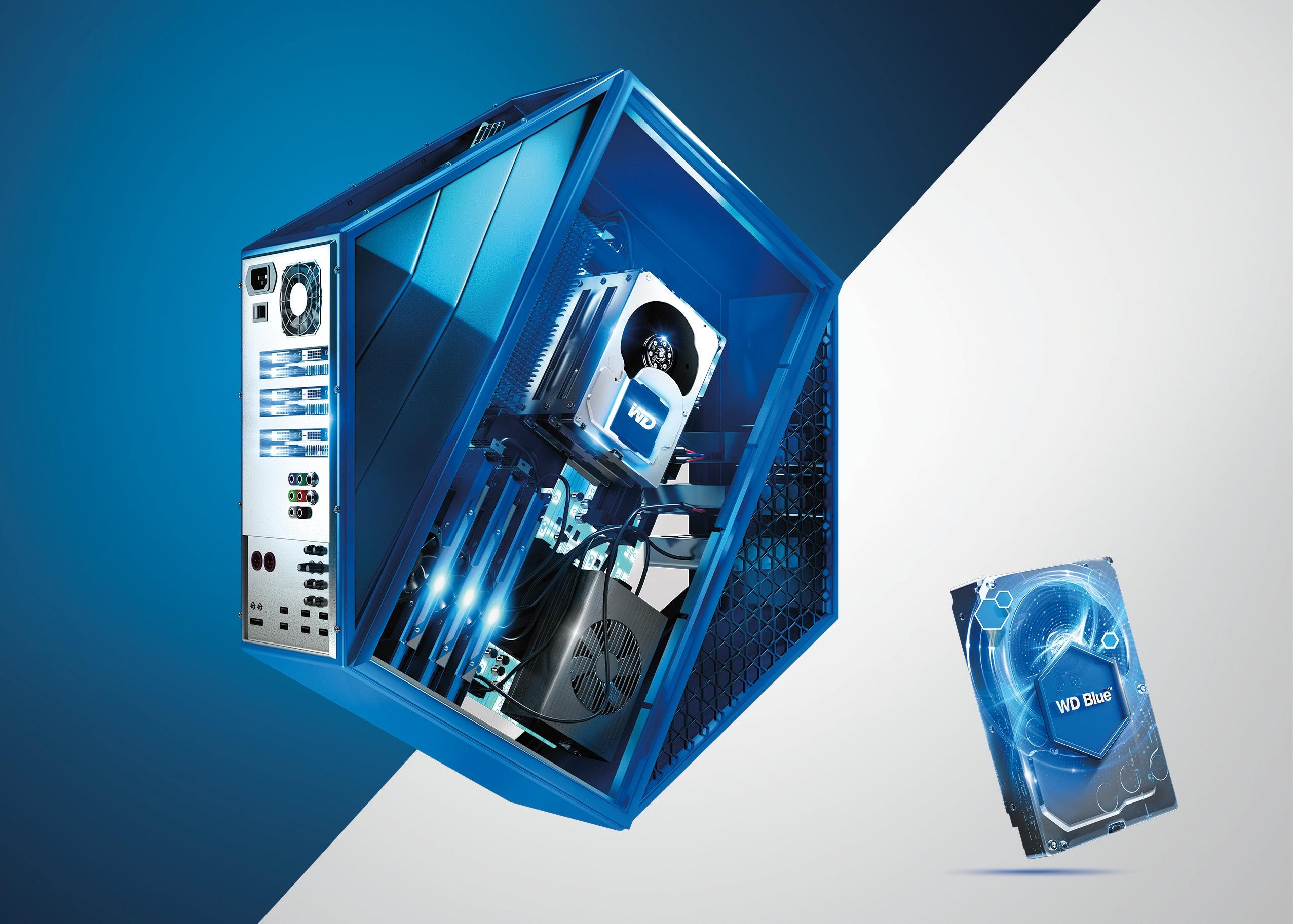 western digital dd blue
