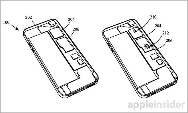 Brevet-iPhone-étanche