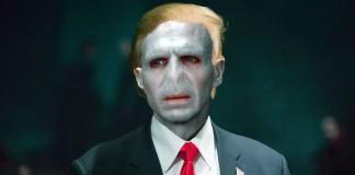 Donald Trump Voldemort