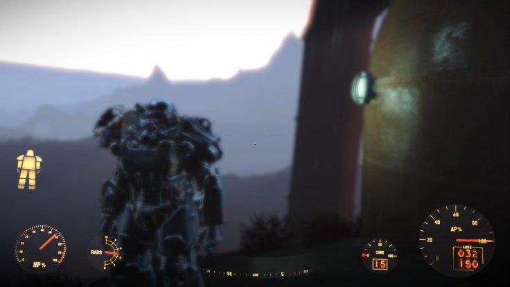 Fallout 4 DLC sous marin