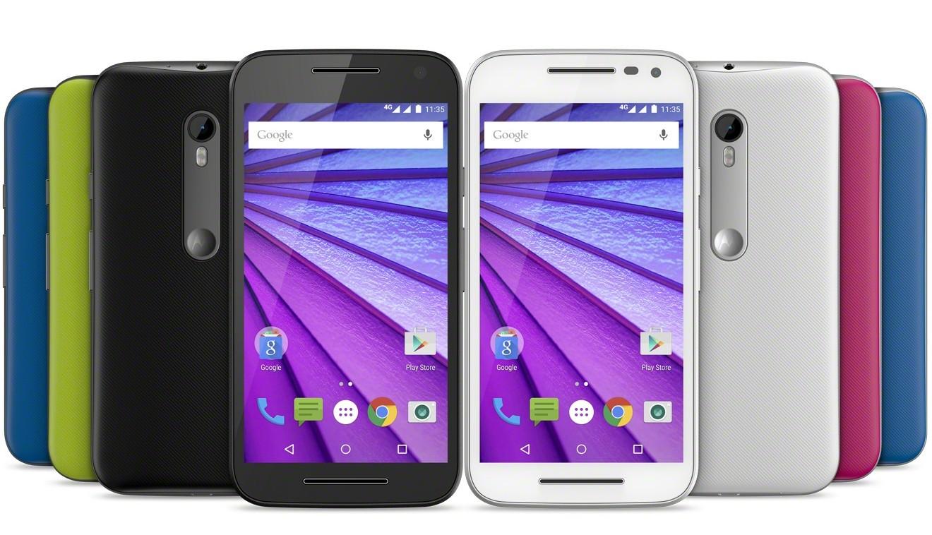 Motorola Moto G 2016, un nouveau look radicalement ...