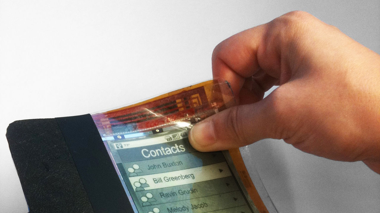 PaperPhone_Flexible_Smartphone