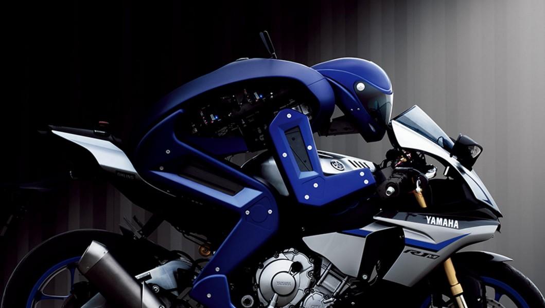 Yamaha robot pilote