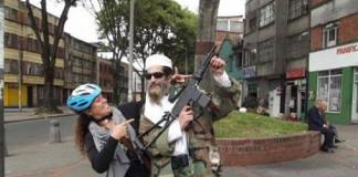 djihadiste deguisement