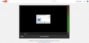 youtube webcam flash