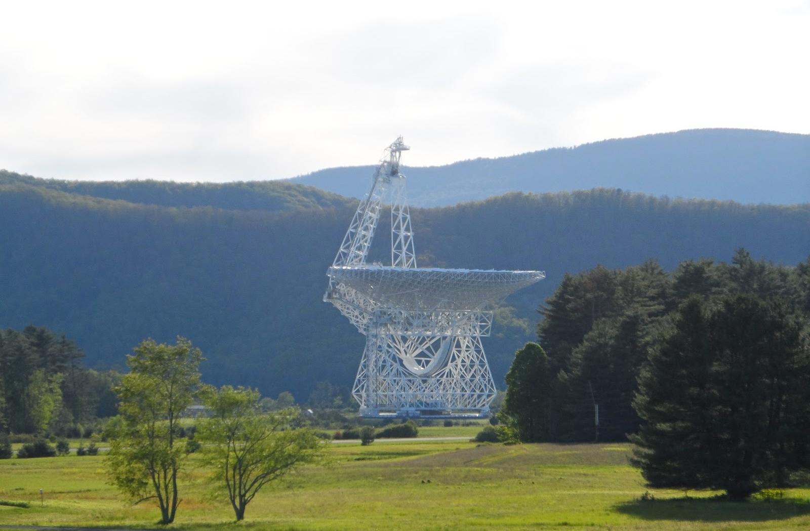 green bank radiotelescope