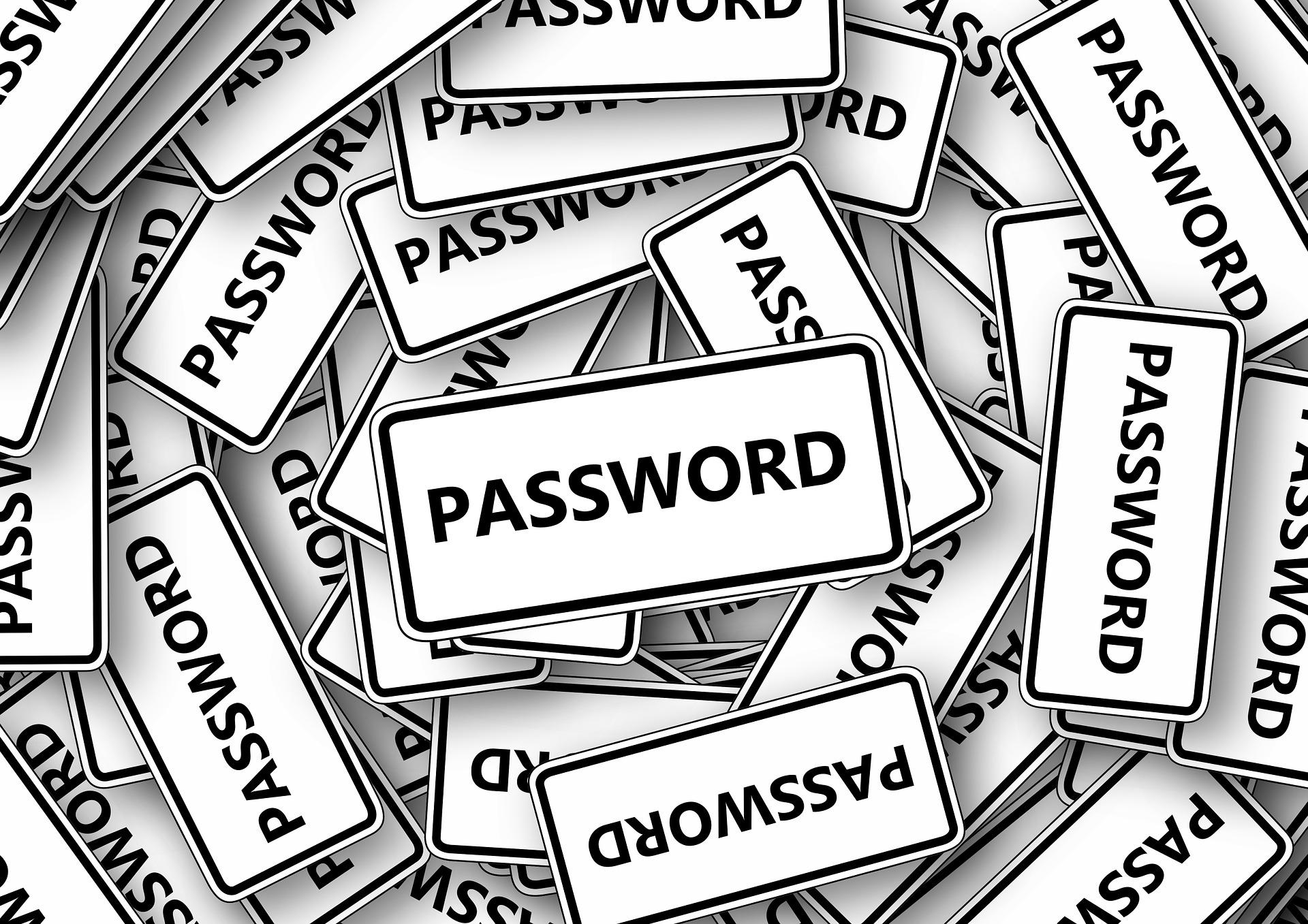 Les Français sont loin d'être des génies du mot de passe