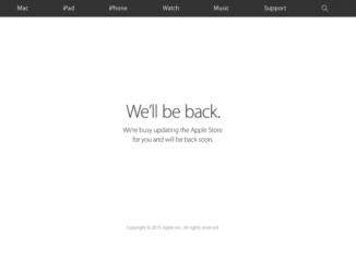 Apple Store en ligne