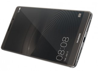 Huawei Mate 8 noir