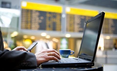 Wi-fi aéroport