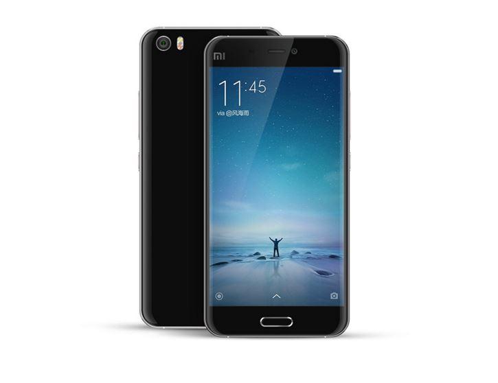 Xiaomi Mi 5, modèle Noir