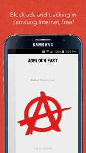adblock fast samsung