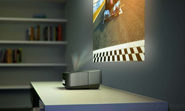 Philips Screeneo HDP1690TV