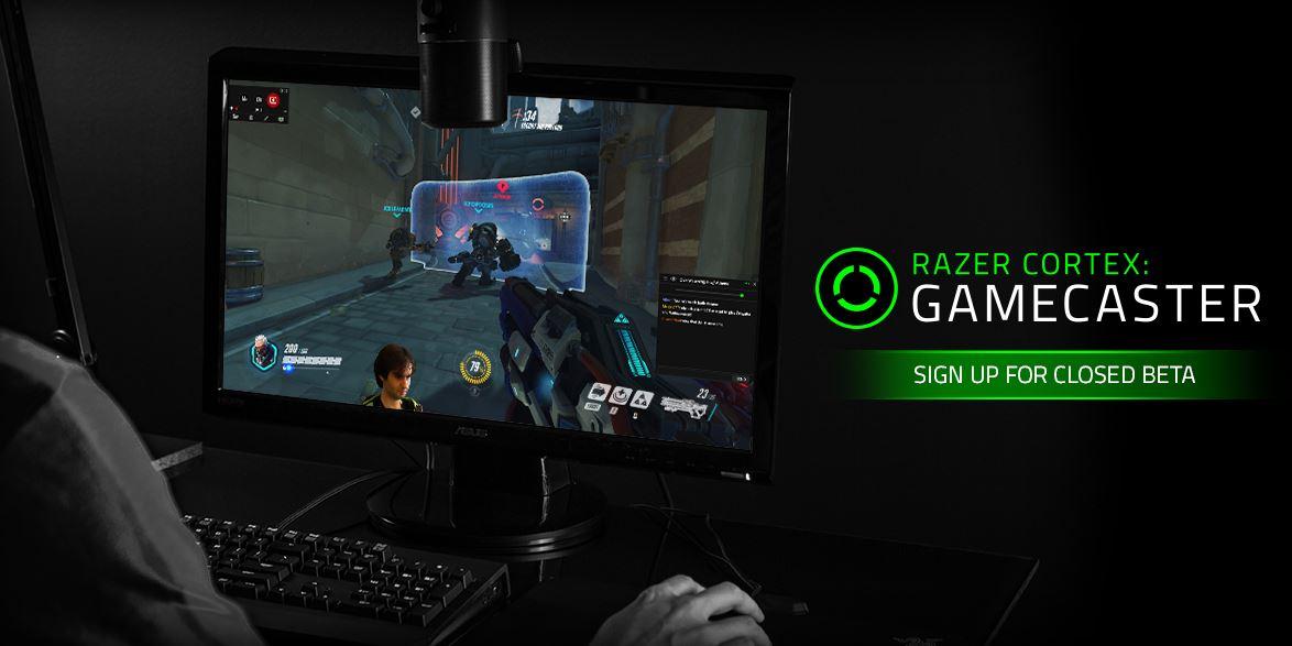 Razer Cortex Gamecaster