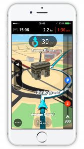 TomTom GO Mobile for iPhone FR 2 169x300 - TomTom Go Mobile en Freemium sur iPhone