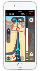 TomTom GO Mobile for iPhone FR 3 169x300 - TomTom Go Mobile en Freemium sur iPhone