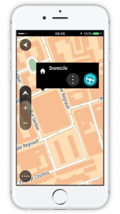 TomTom GO Mobile for iPhone FR 5 169x300 - TomTom Go Mobile en Freemium sur iPhone