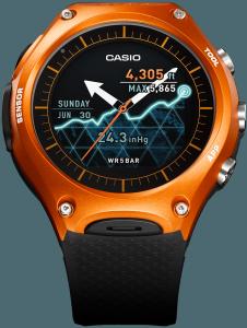 WSD F10 up ft 226x300 - Casio annonce sa première montre connectée pour le 25 mars
