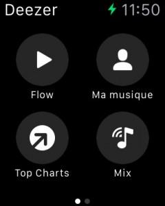 screen390x390 240x300 - Deezer se met à jour sur iOS et devient compatible avec la Watch