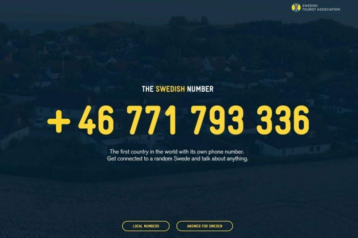 swedis number